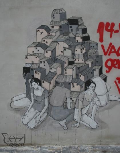 Grafitis Valencia 1