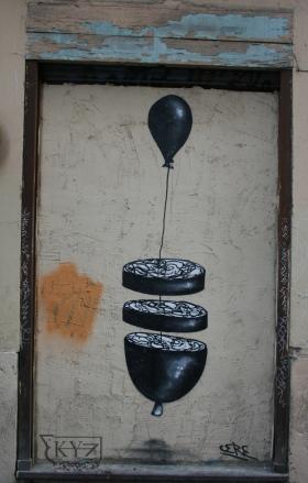 Grafitis Valencia 2