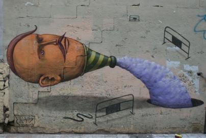 Grafitis Valencia 5