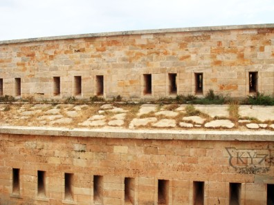 la muralla y su historia