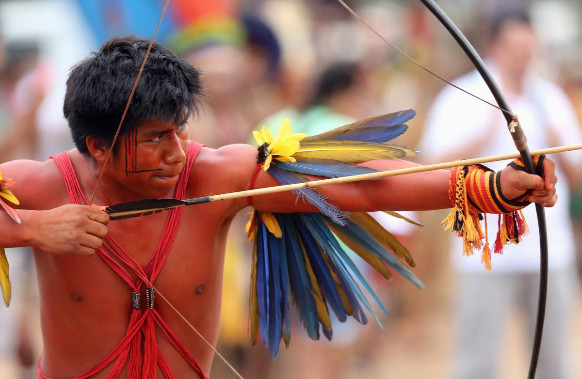 Indigenous games